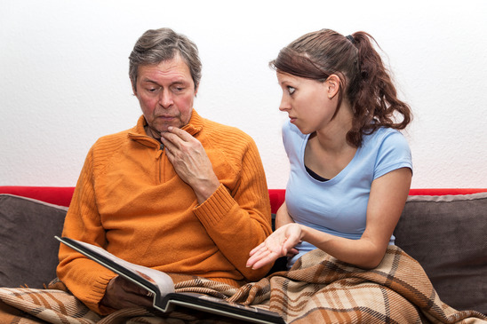 communicating with Alzheimer's patients