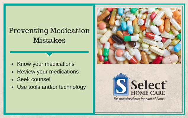 preventing medication mistakes